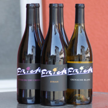 Syrah, Frick Winery