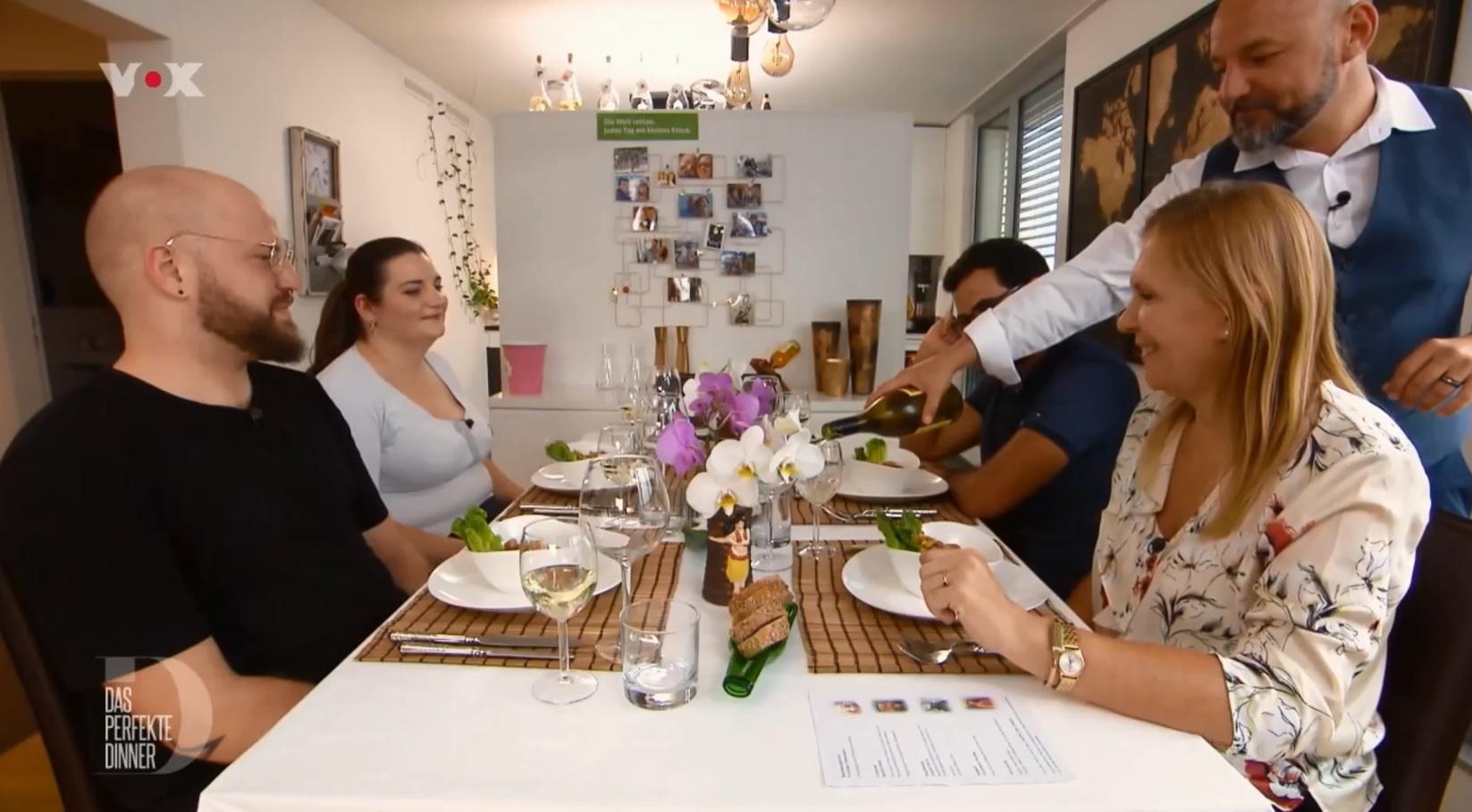 Vox mediathek das perfekte dinner | Das perfekte Dinner im
